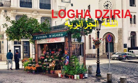 اللغة الجزائرية